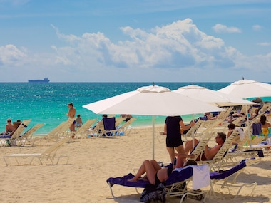 Lucaya Beach