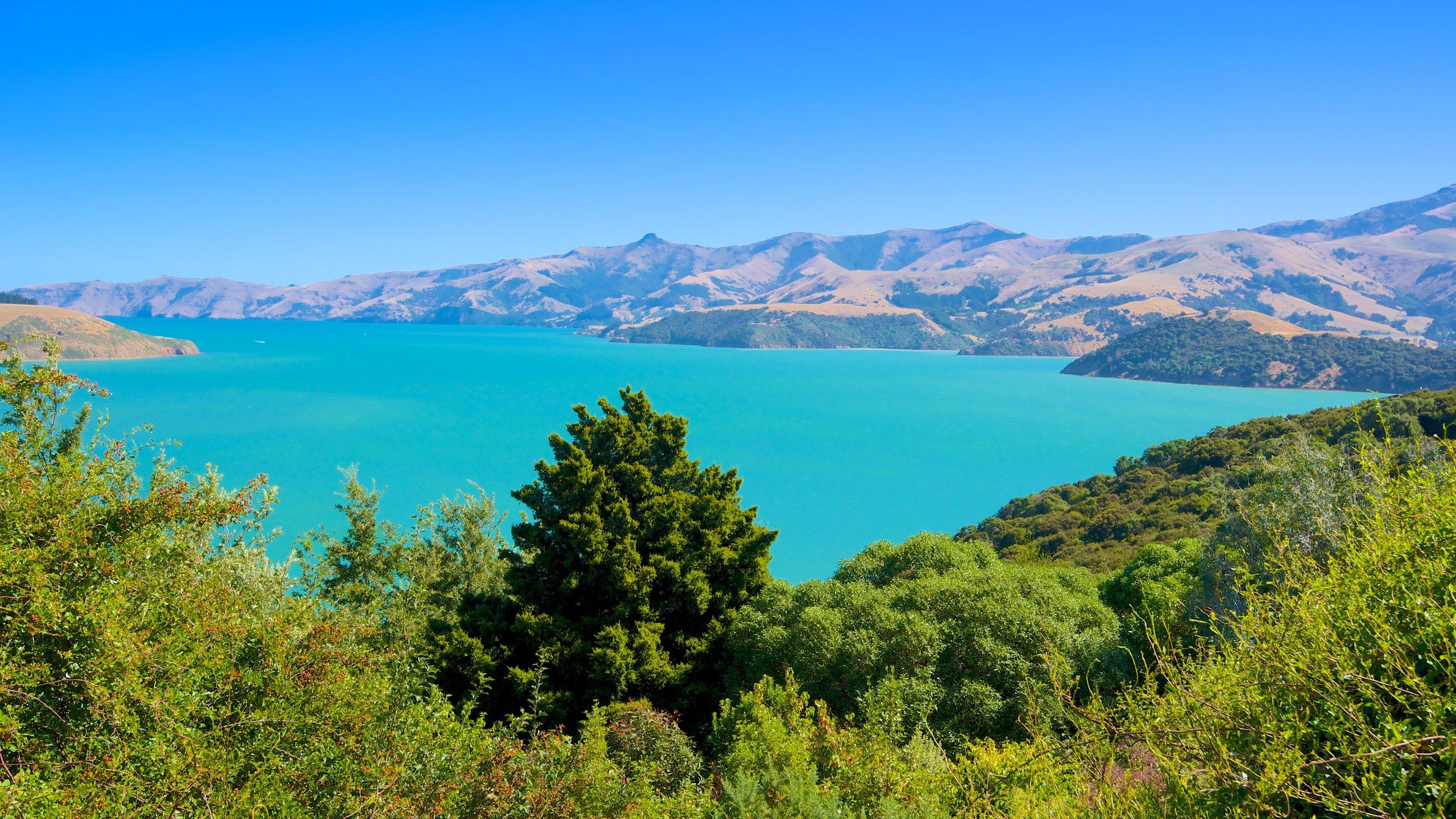 Akaroa, Canterbury, New Zealand