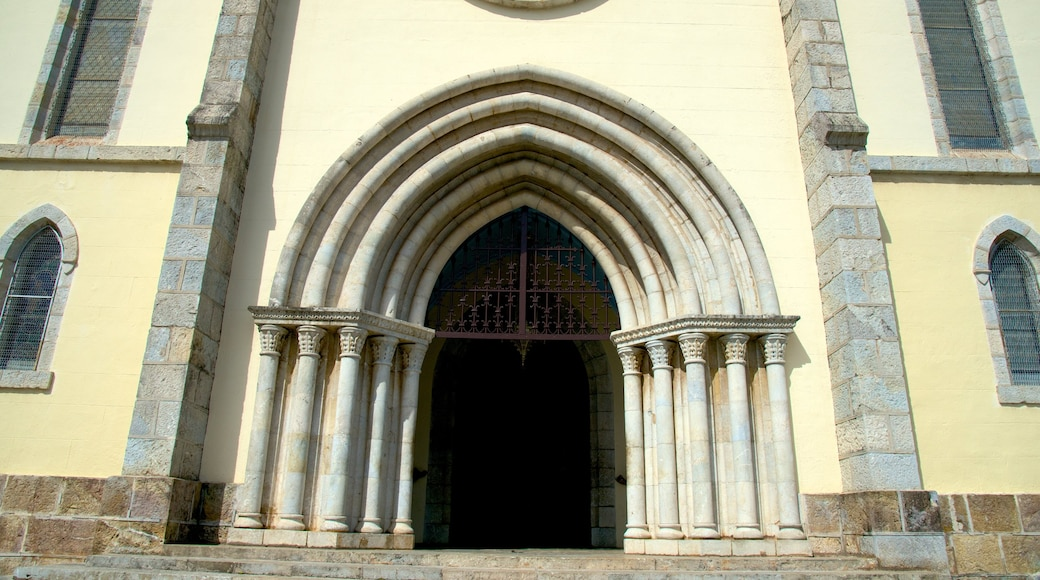 Noumea Cathedral das einen historische Architektur