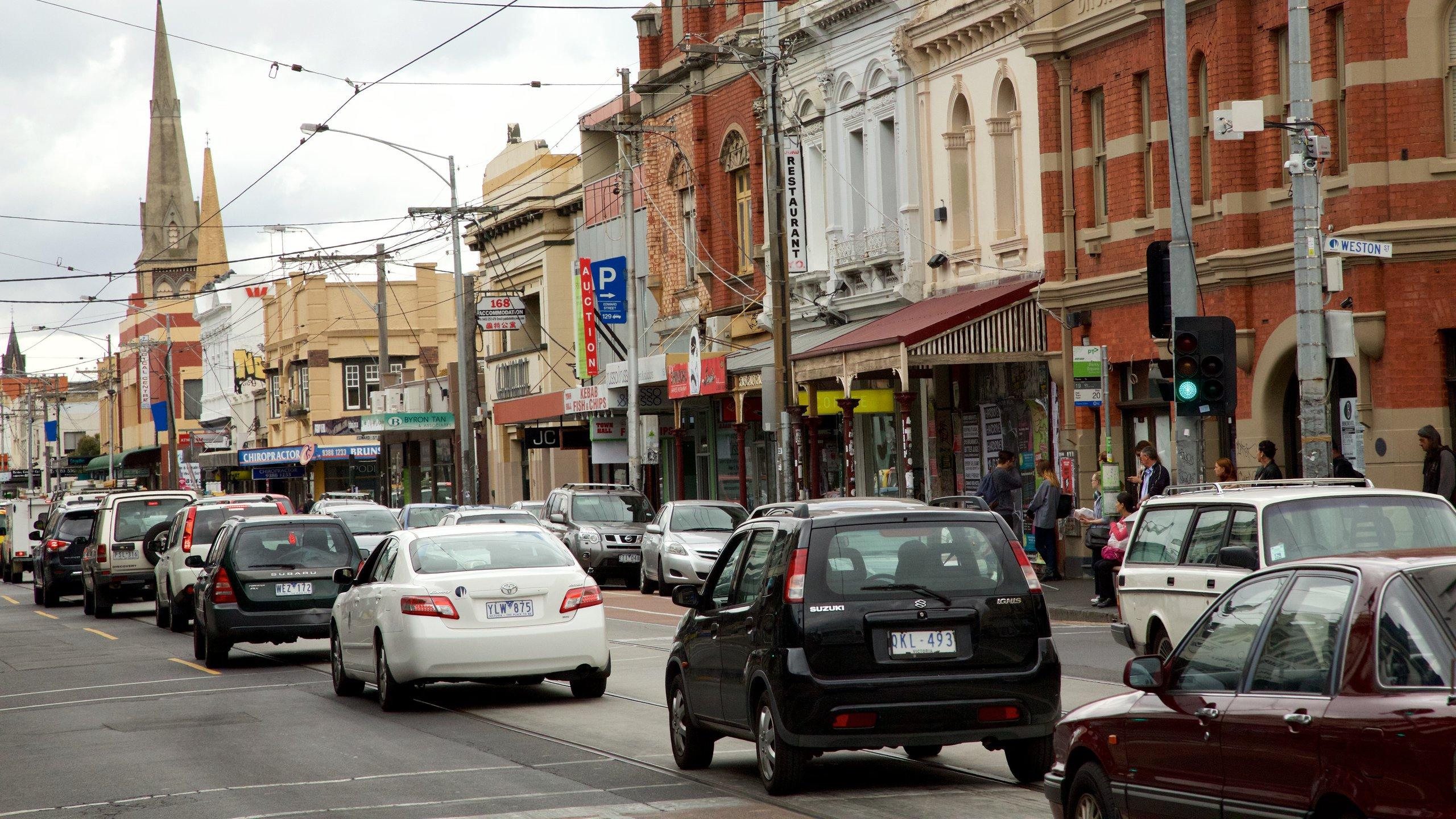 Brunswick, Melbourne, Victoria, Australië