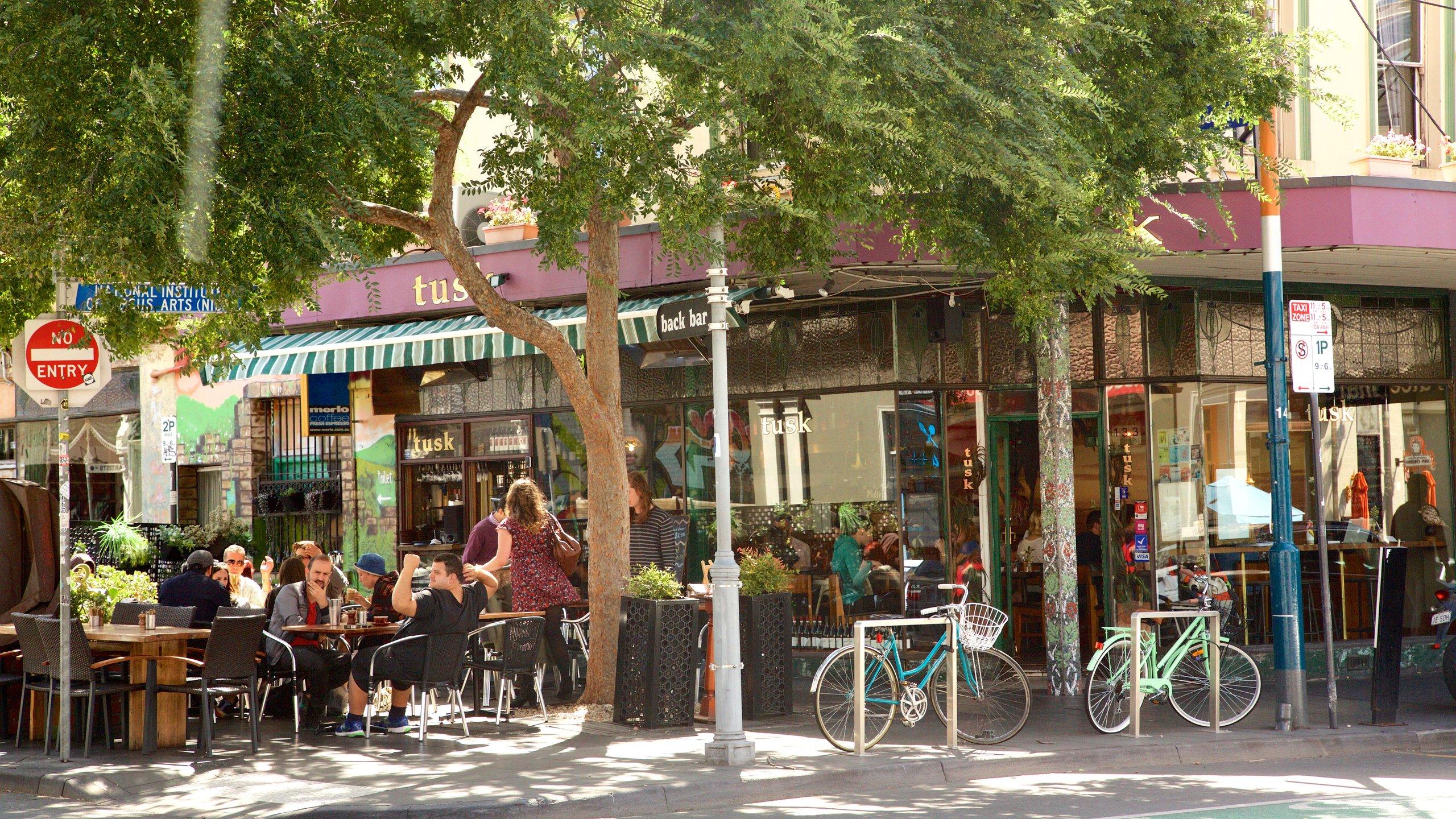 Image result for Tusk cafe prahran