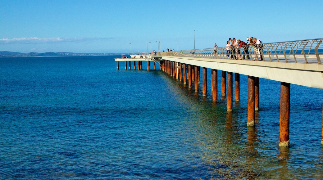 Lorne which includes general coastal views as well as a small group of people
