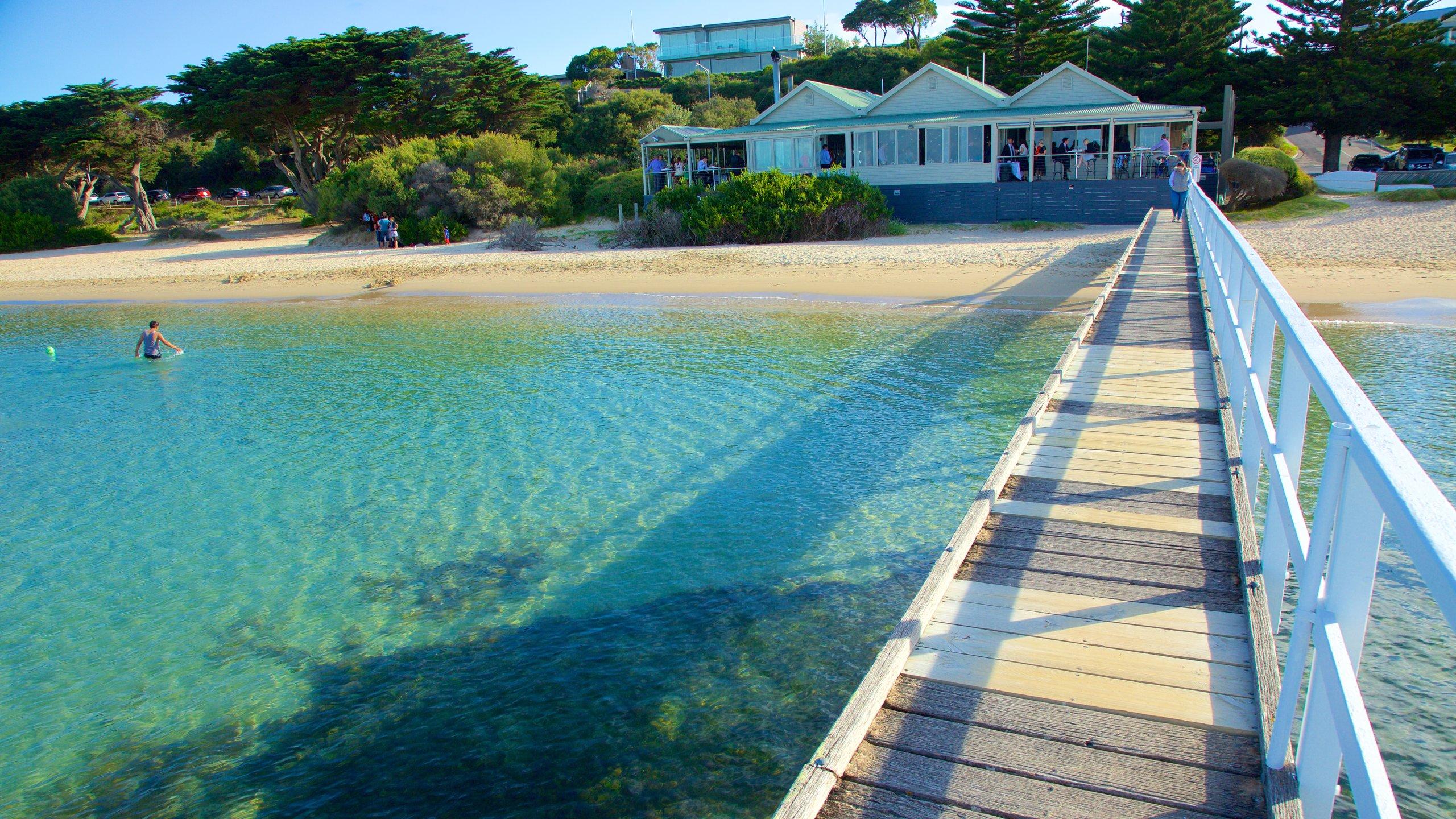 Sorrento Front Beach, Melbourne, Victoria, Australia
