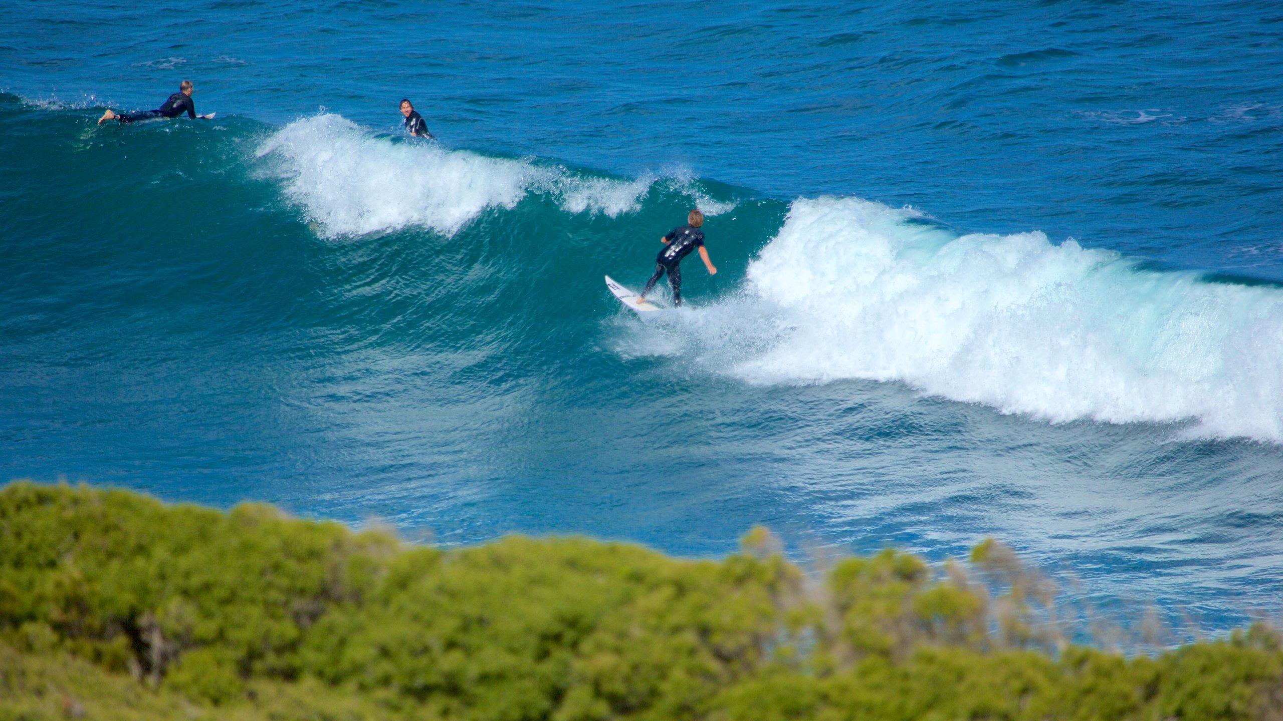 Bell's Beach, Bells Beach, Victoria, Australië