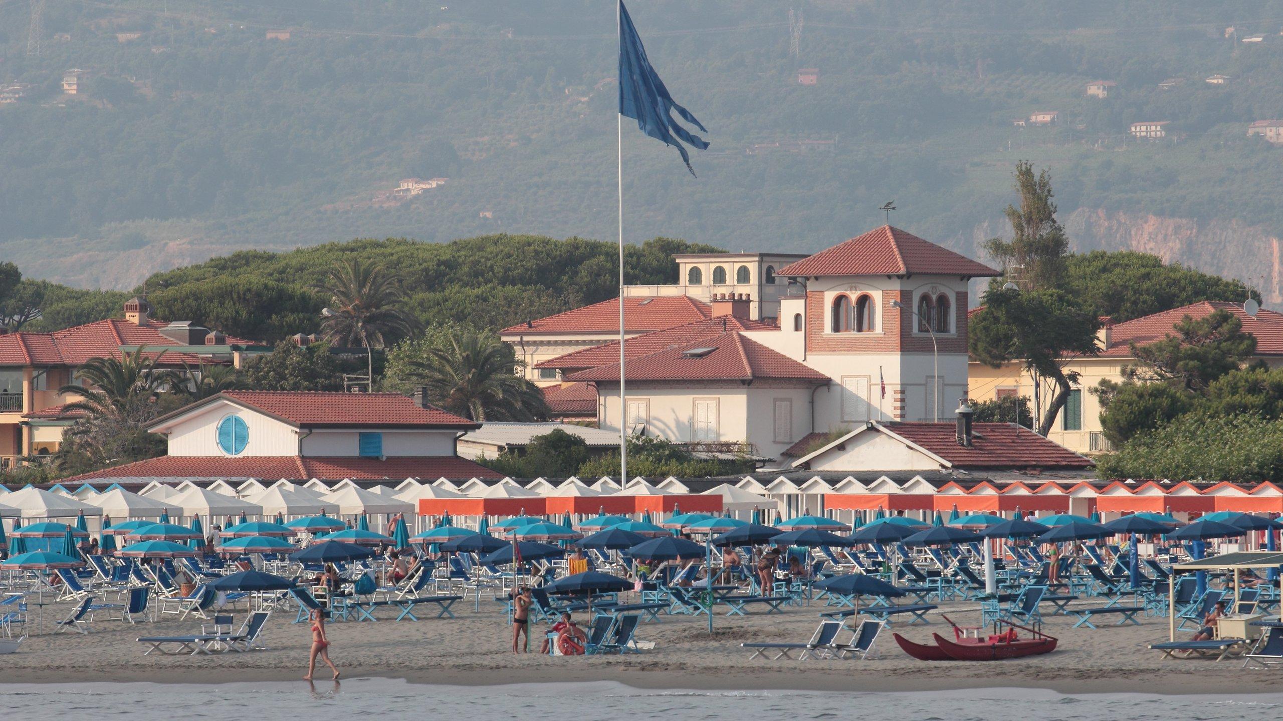Forte dei Marmi, Tuscany, Italy