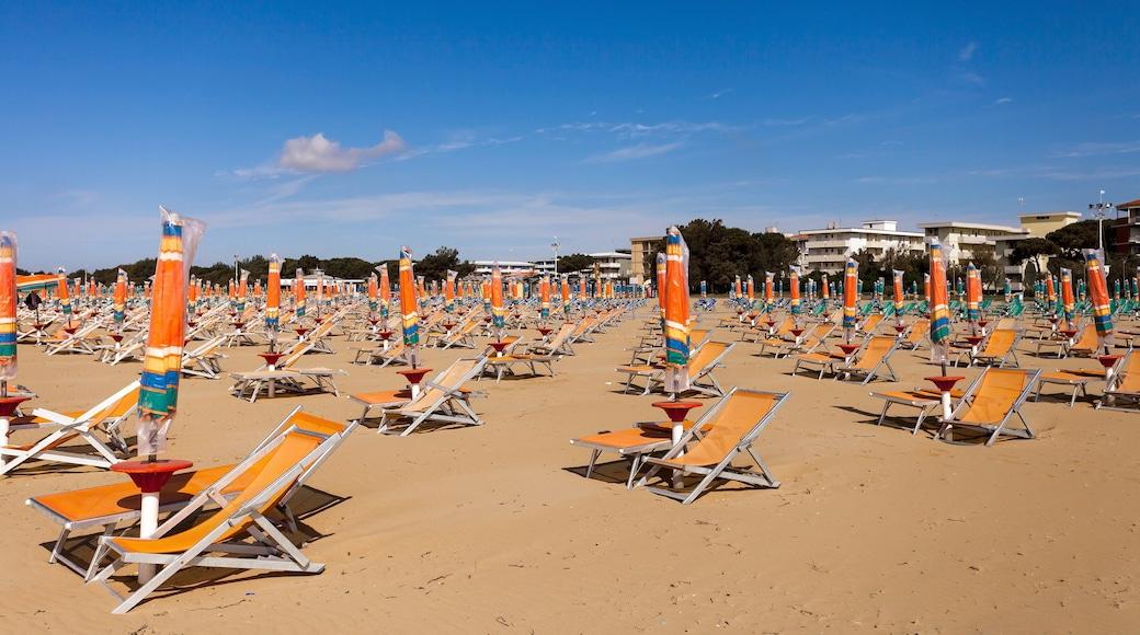 Bibione caratteristiche di spiaggia
