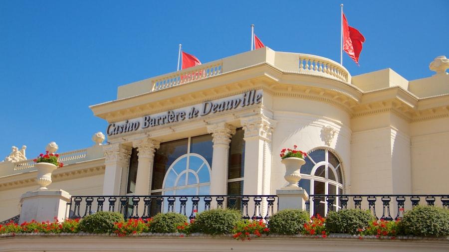 杜維爾 设有 賭場, 花朵 和 指示牌