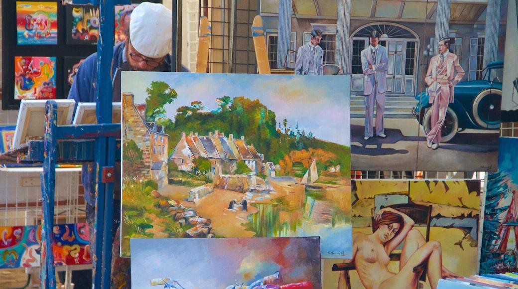 Saint-Malo toont kunst