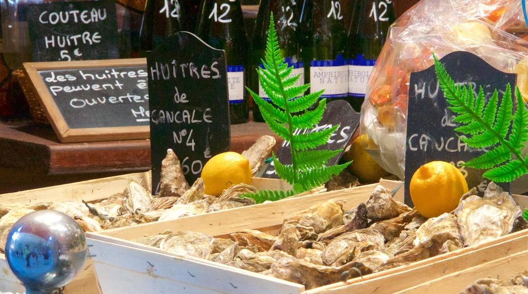 Saint-Malo toont eten