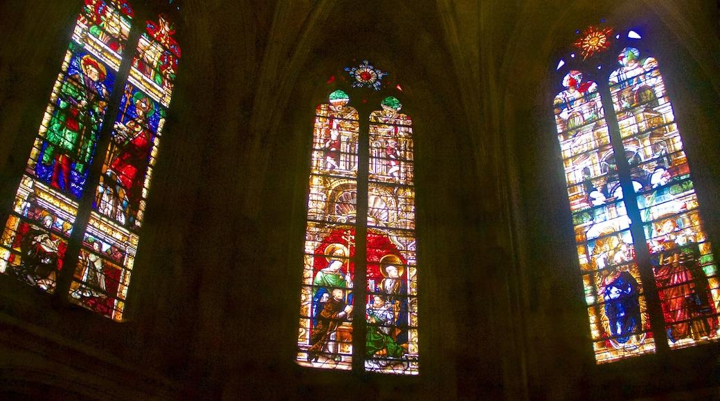 Metzin katedraali featuring kirkko tai katedraali, uskonnolliset kohteet ja sisäkuvat