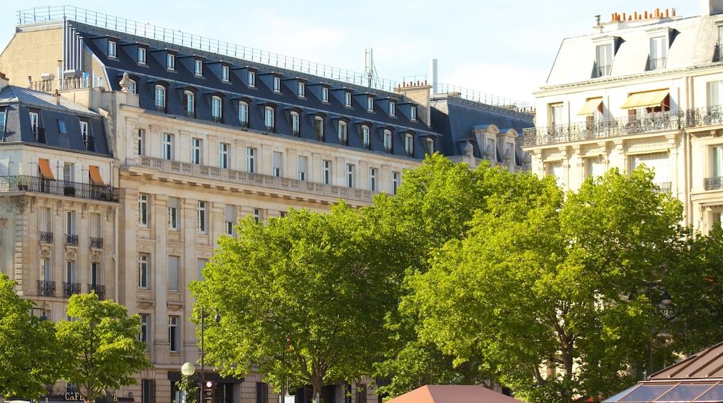Paris showing a city