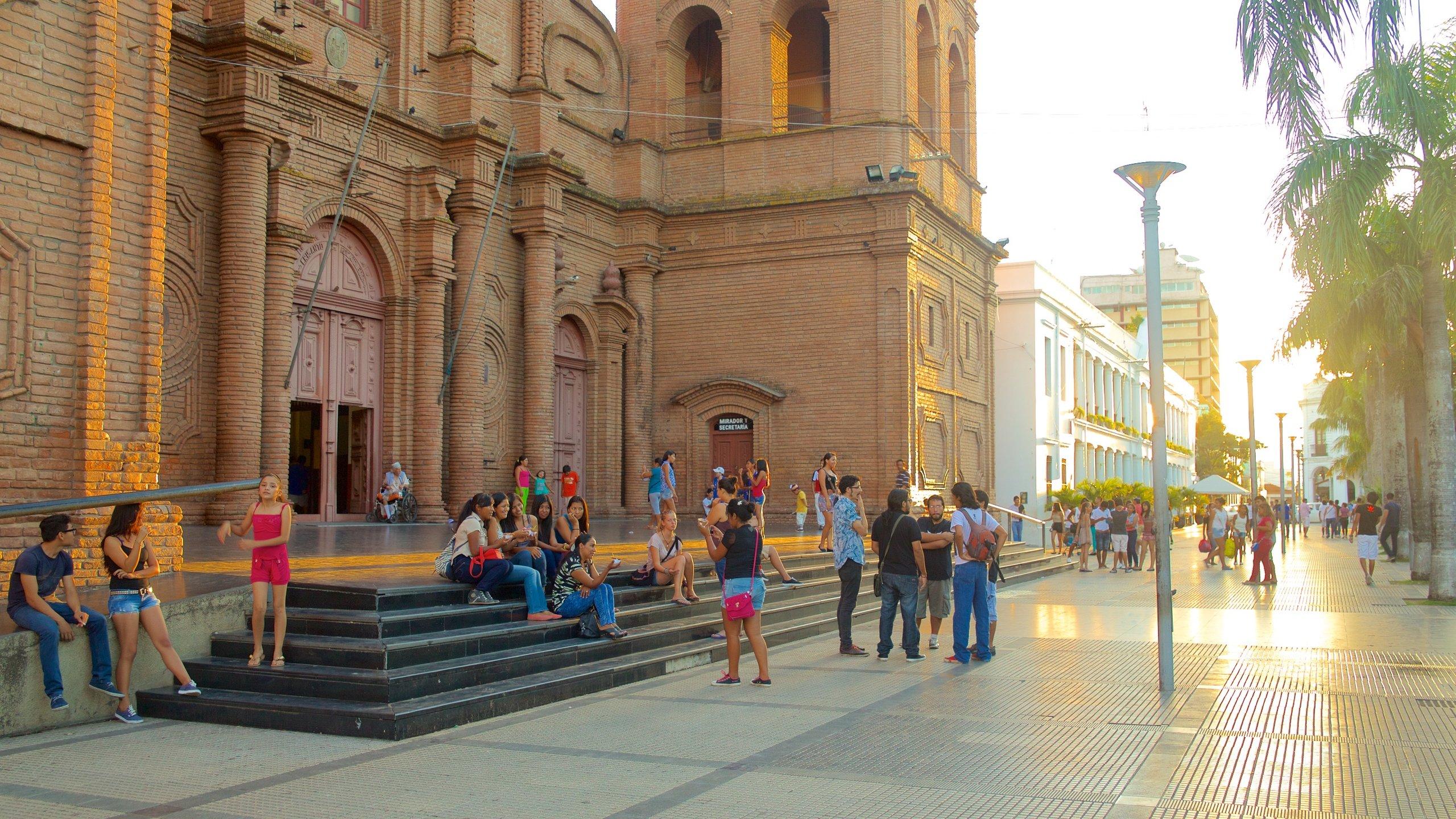 Plaza 24 de Septiembre, Santa Cruz, Santa Cruz, Bolivia
