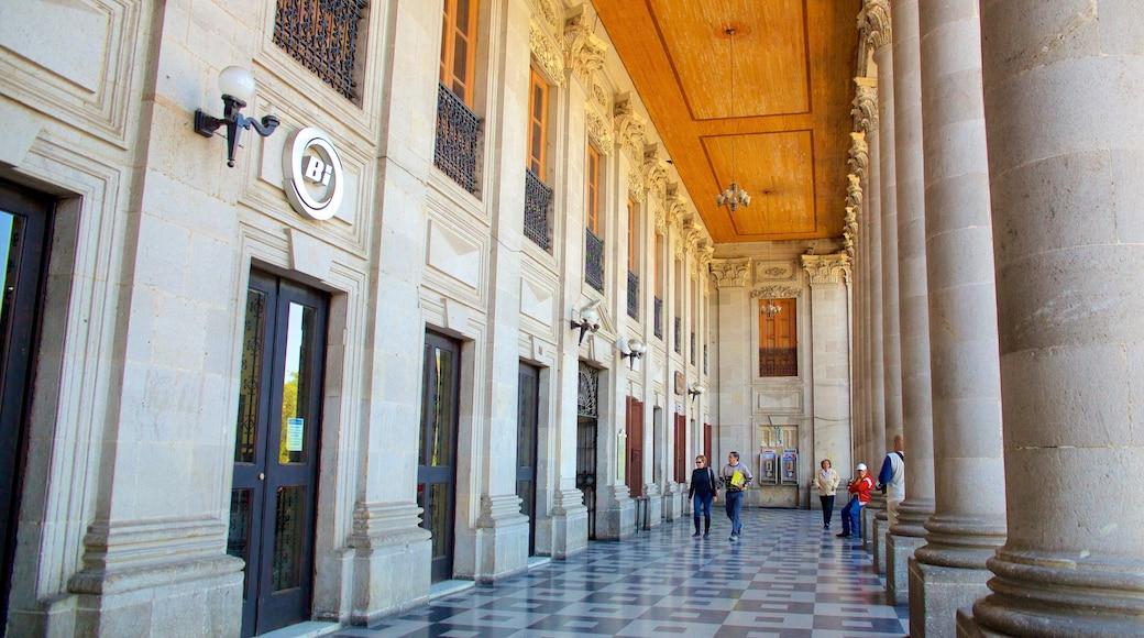 Quetzaltenango featuring heritage elements and interior views