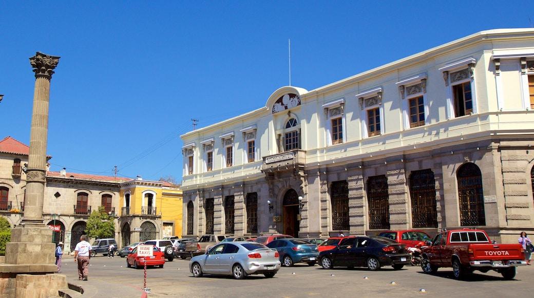 Quetzaltenango featuring a city