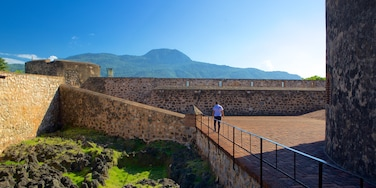 Fort San Felipe which includes heritage elements