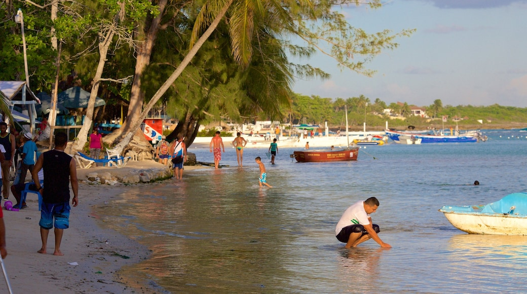 République dominicaine montrant vues littorales