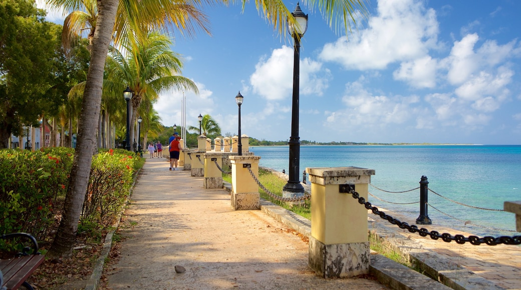 Frederiksted showing general coastal views