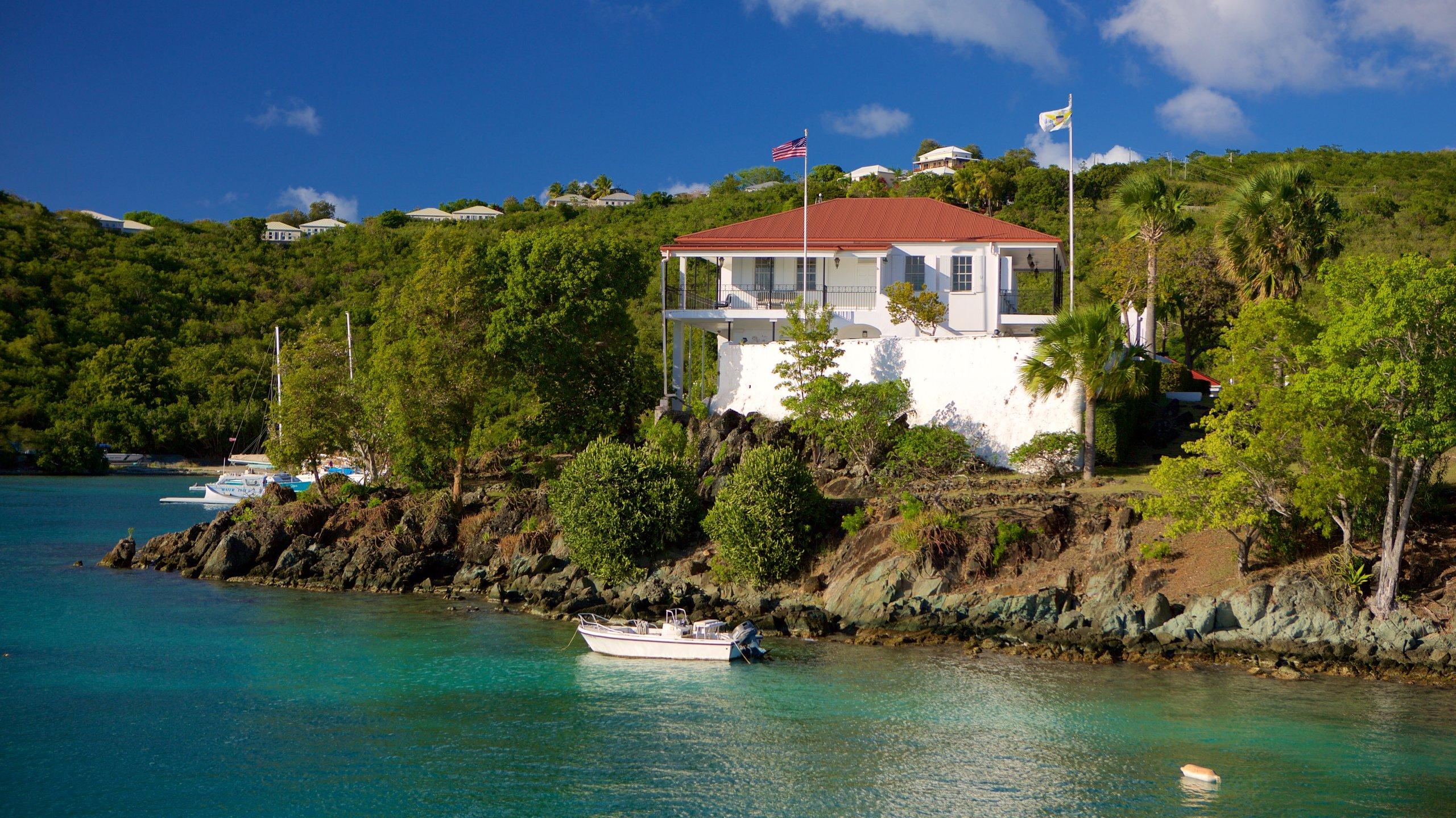 Cruz Bay, St. John, U.S. Virgin Islands