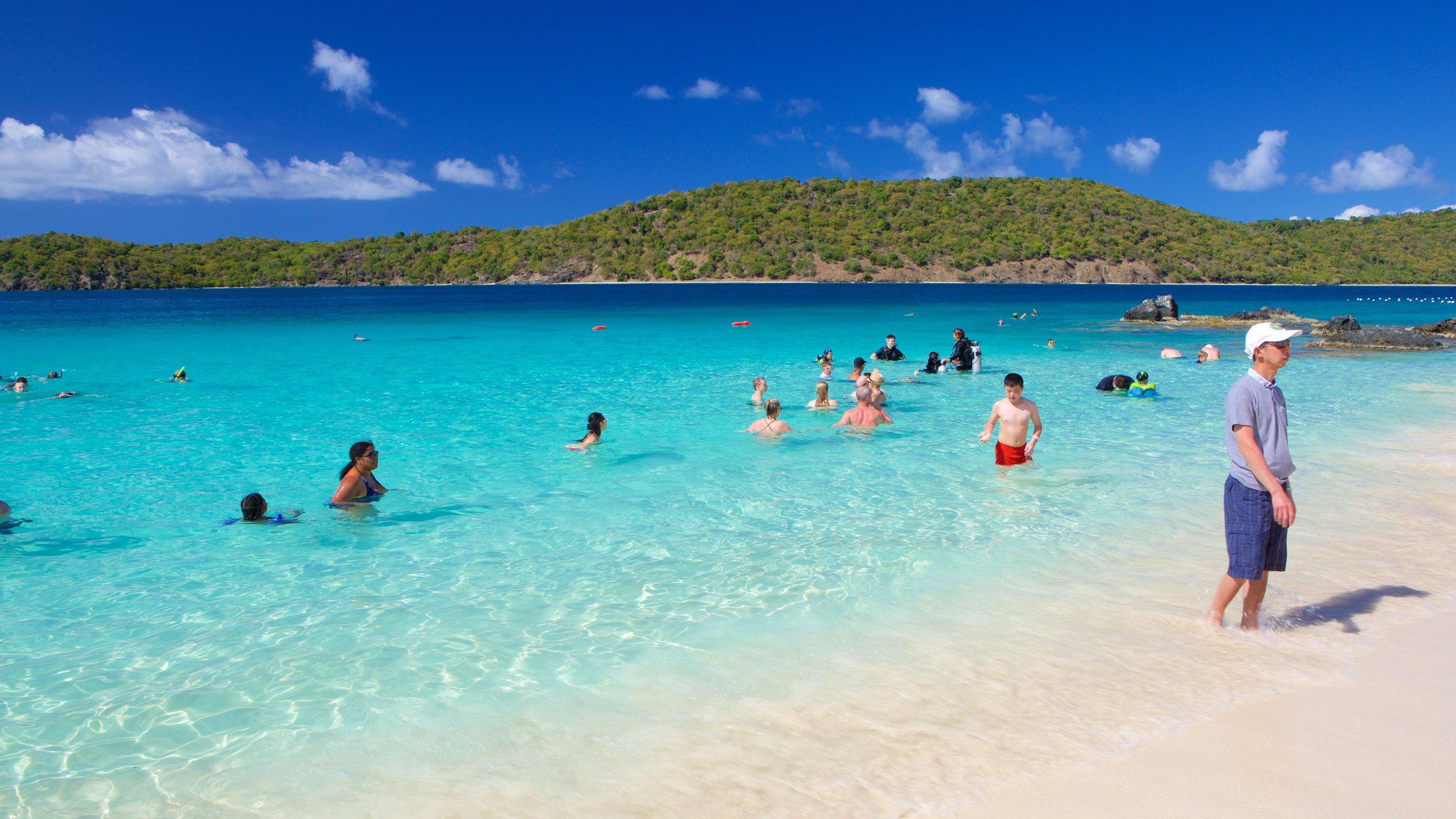 Coki Point Beach, St. Thomas, U.S. Virgin Islands