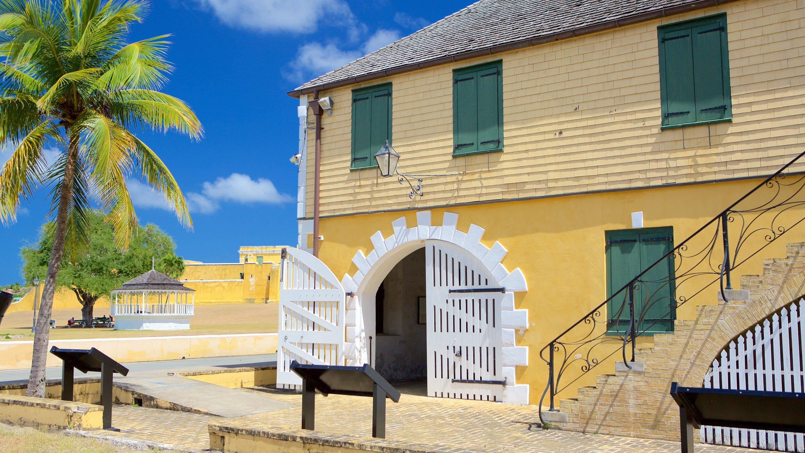 Scale House, Christiansted, St. Croix Island, U.S. Virgin Islands