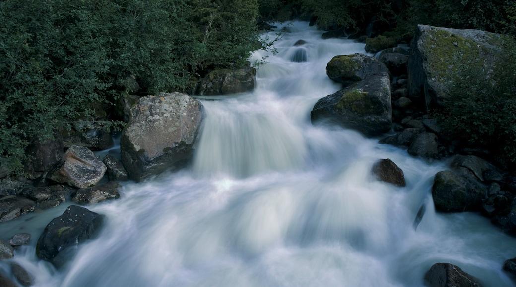 Tirol som visar en å eller flod