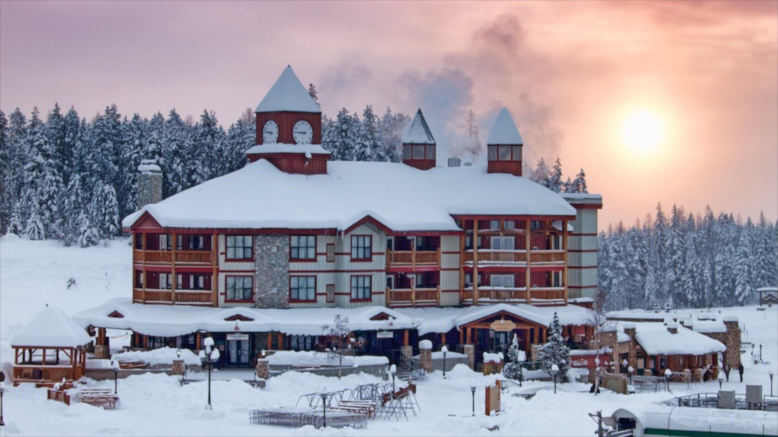 Kimberley Alpine Resort, Kimberley, British Columbia, Canada