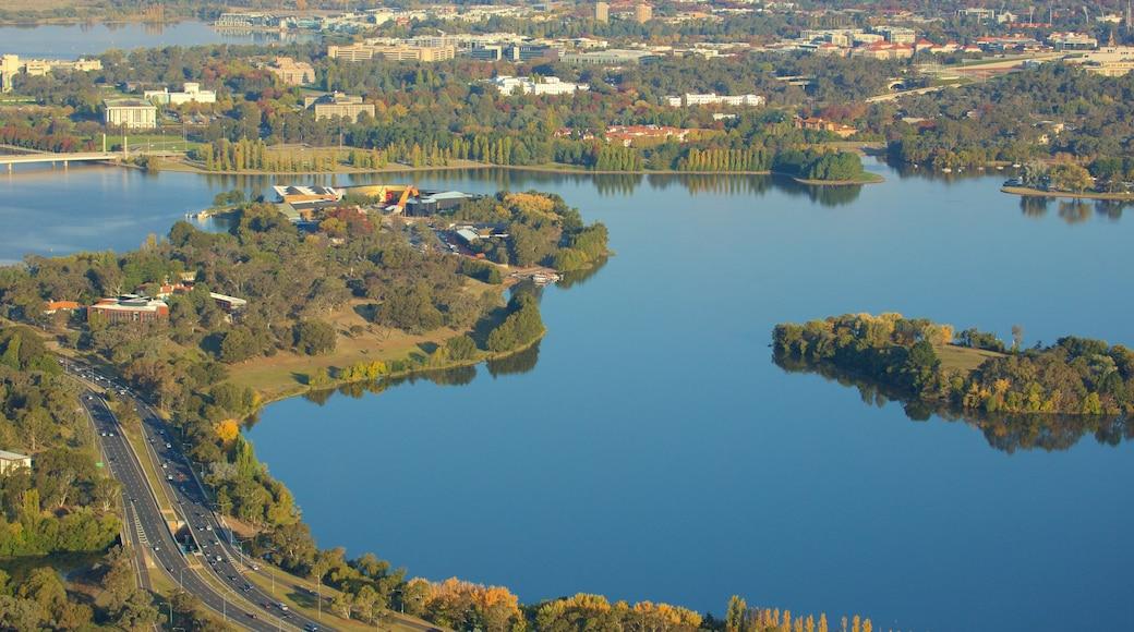 Australian Capital Territory featuring a lake or waterhole