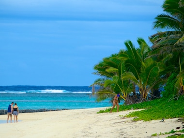 Aroa Beach