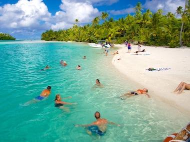 One Foot Island Beach
