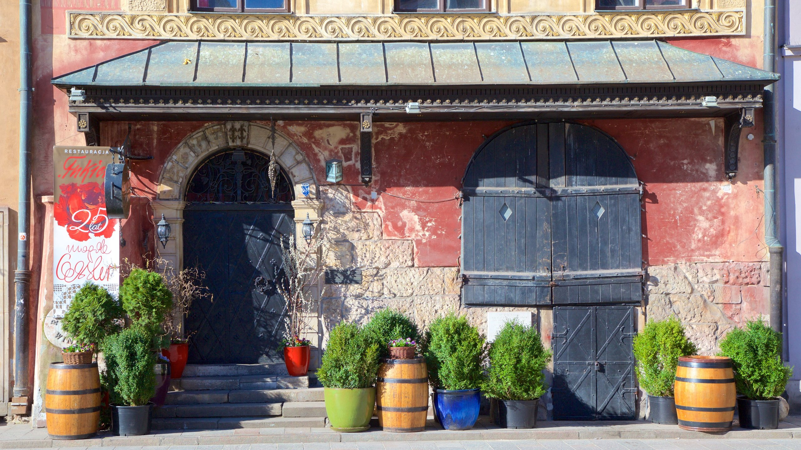 Old Town Market Place, Warsaw, Masovian Voivodeship, Poland