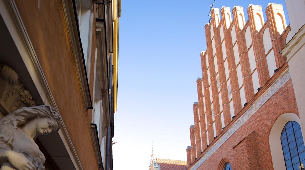 St. John\'s Cathedral johon kuuluu kirkko tai katedraali