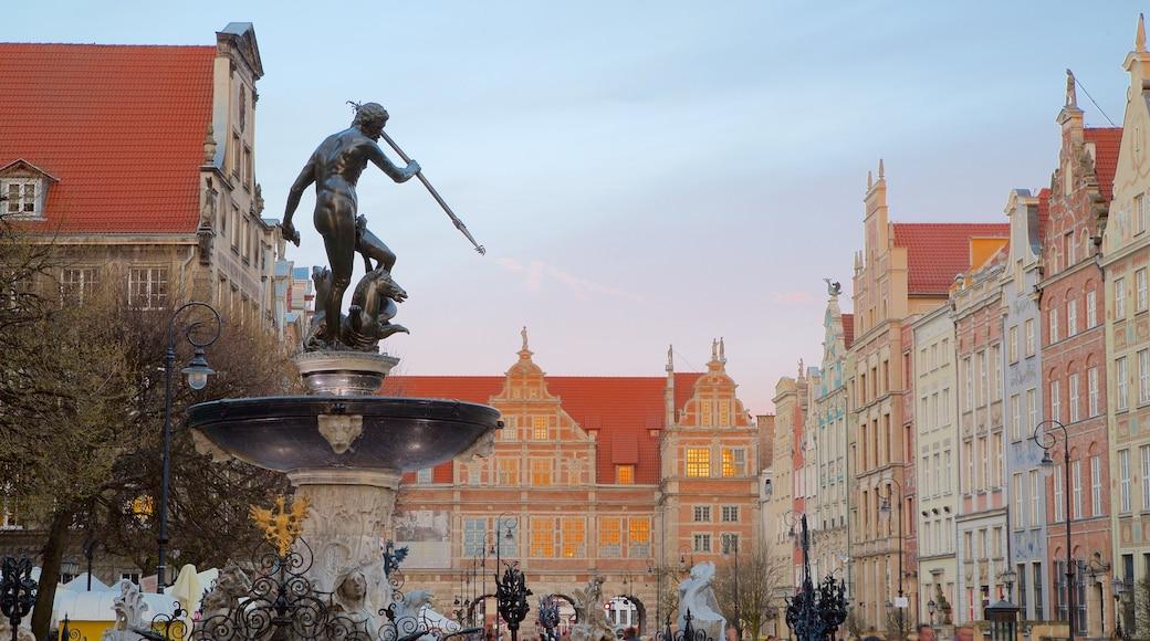 Gdansk fasiliteter samt fjell