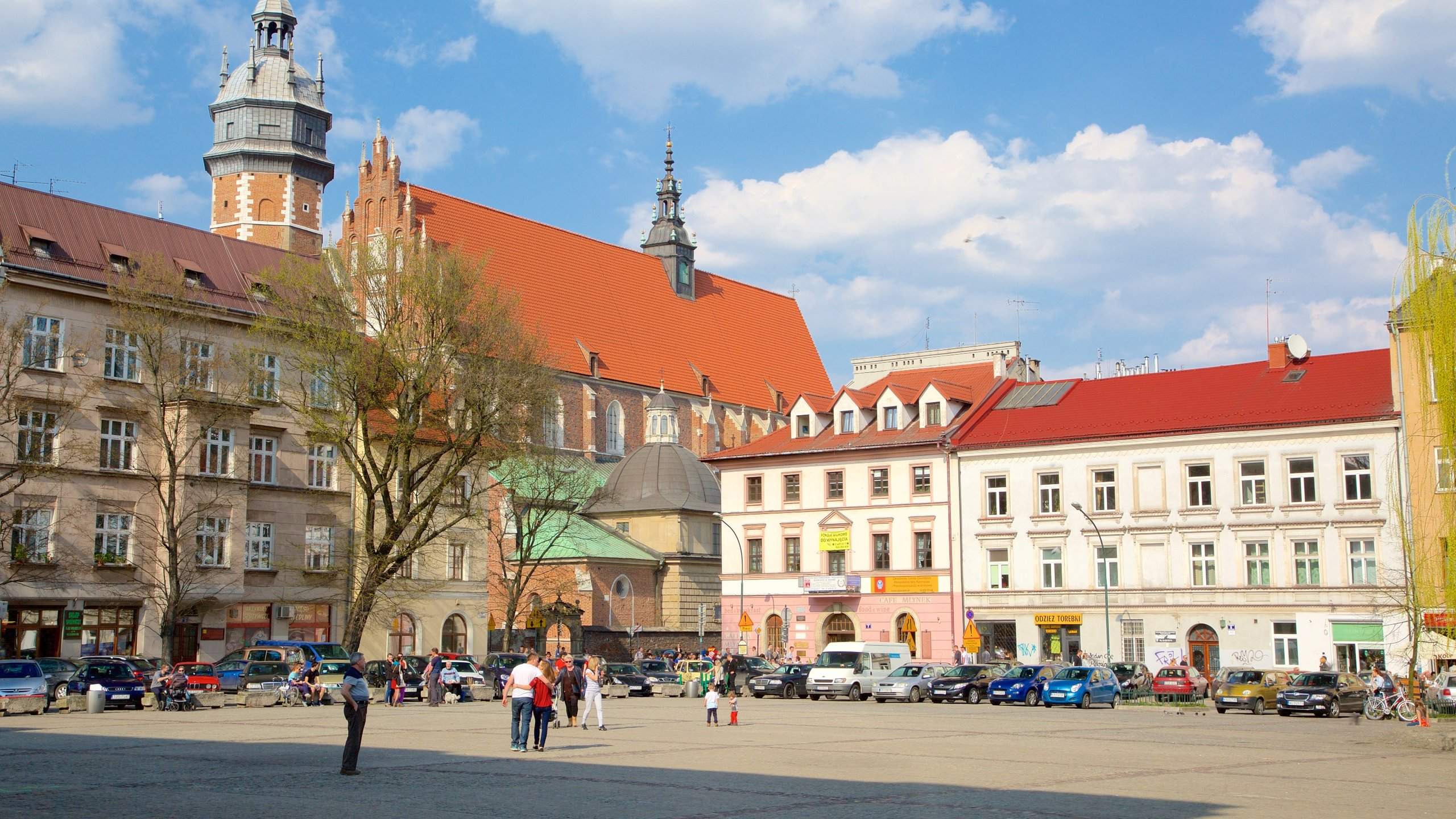 Kazimierz, Krakau, Woiwodschaft Kleinpolen, Polen