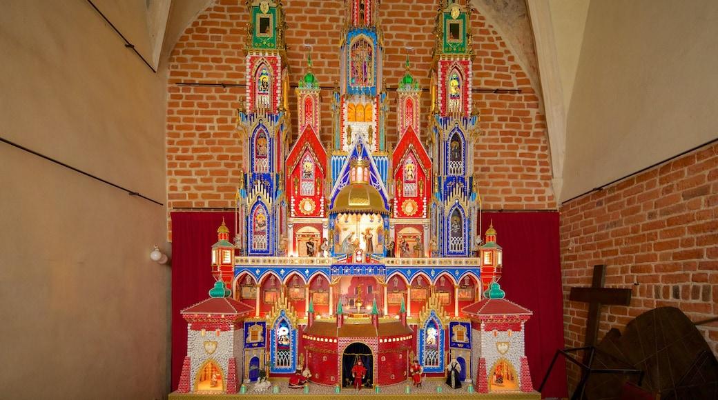 Pyhän Fransiskus Assisilaisen kirkko ja luostari featuring sisäkuvat, kirkko tai katedraali ja taide