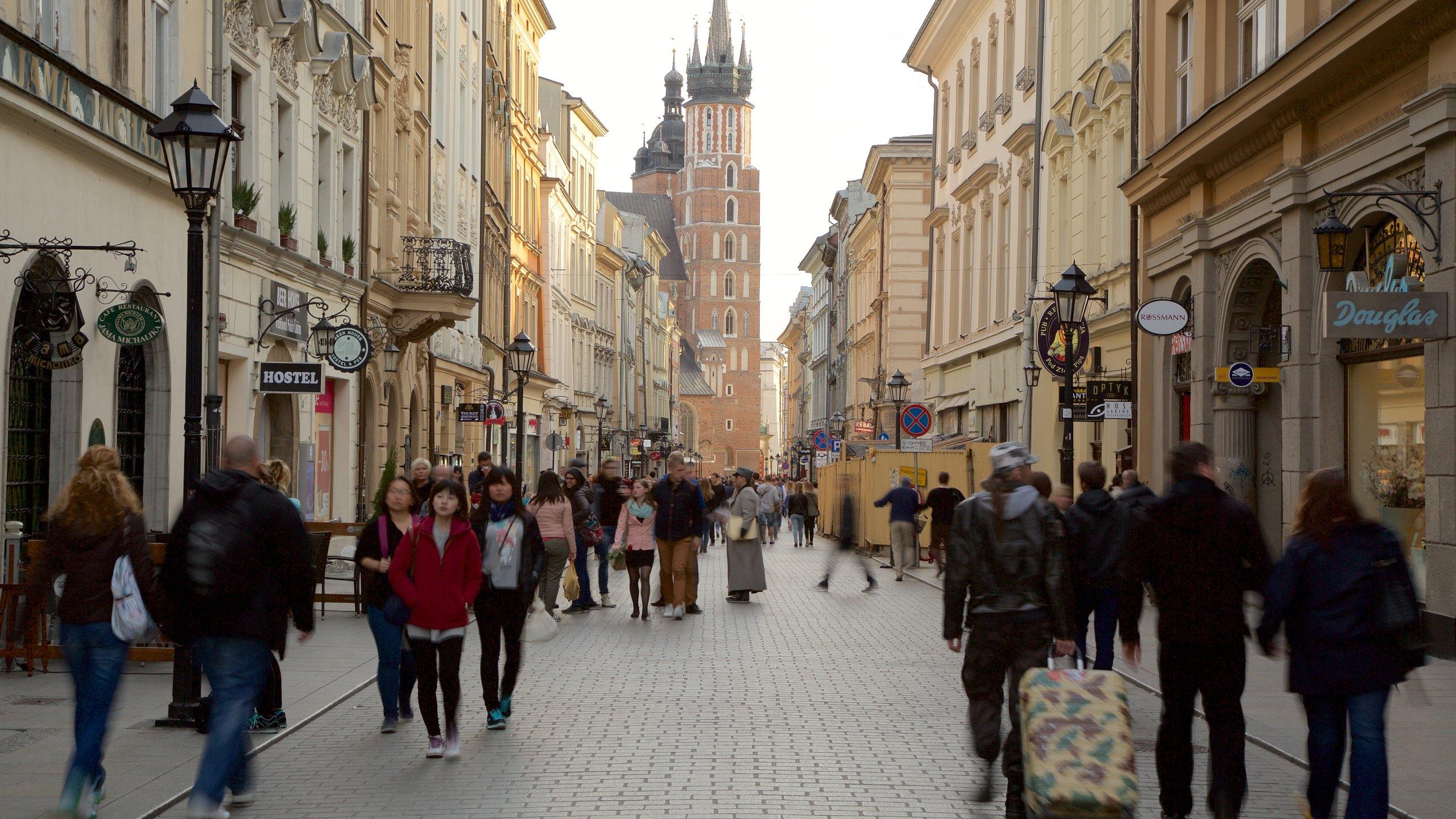 Krakow Old Town, Krakow, Lesser Poland Voivodeship, Poland