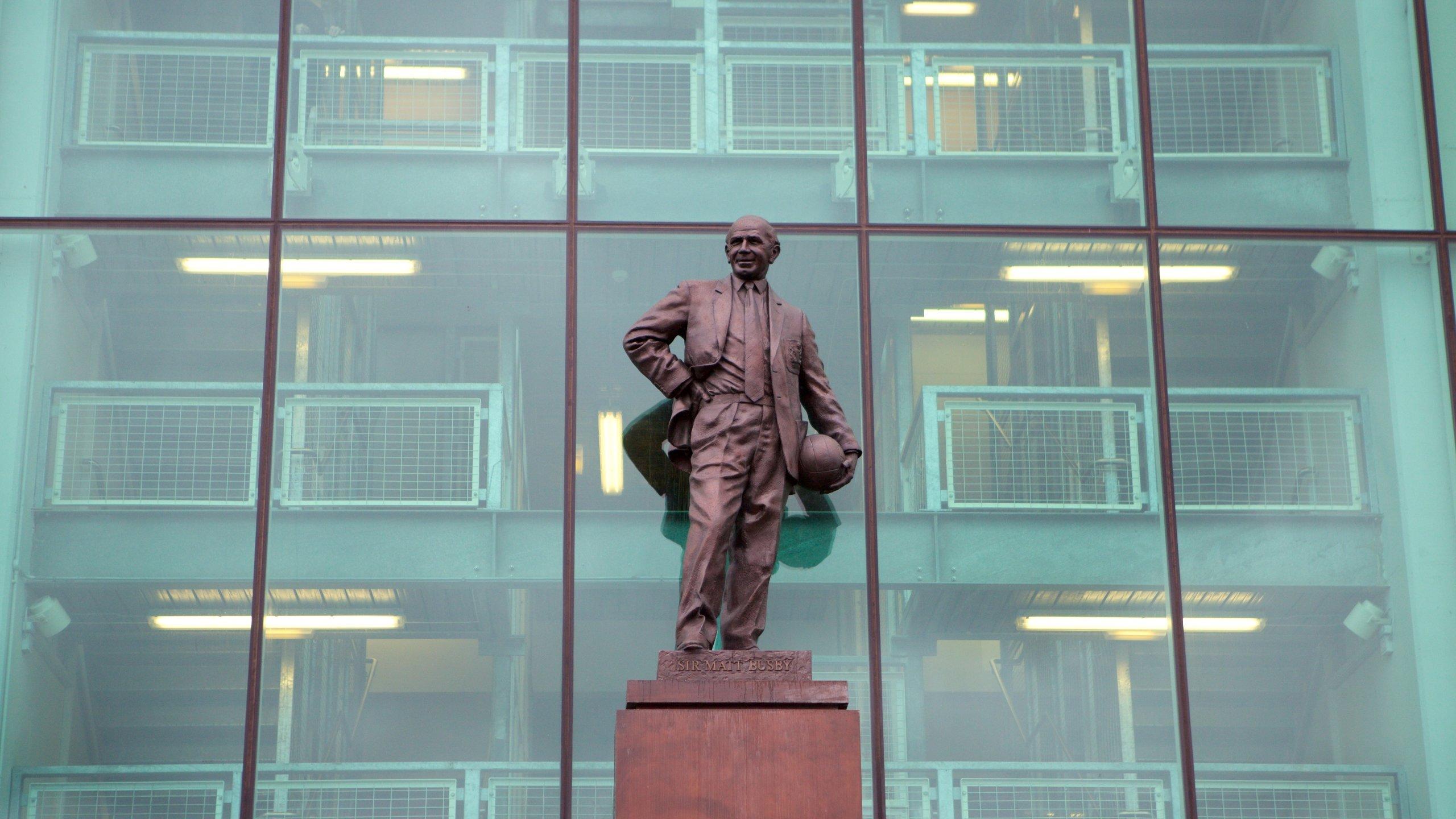 Old Trafford, Manchester, England, United Kingdom