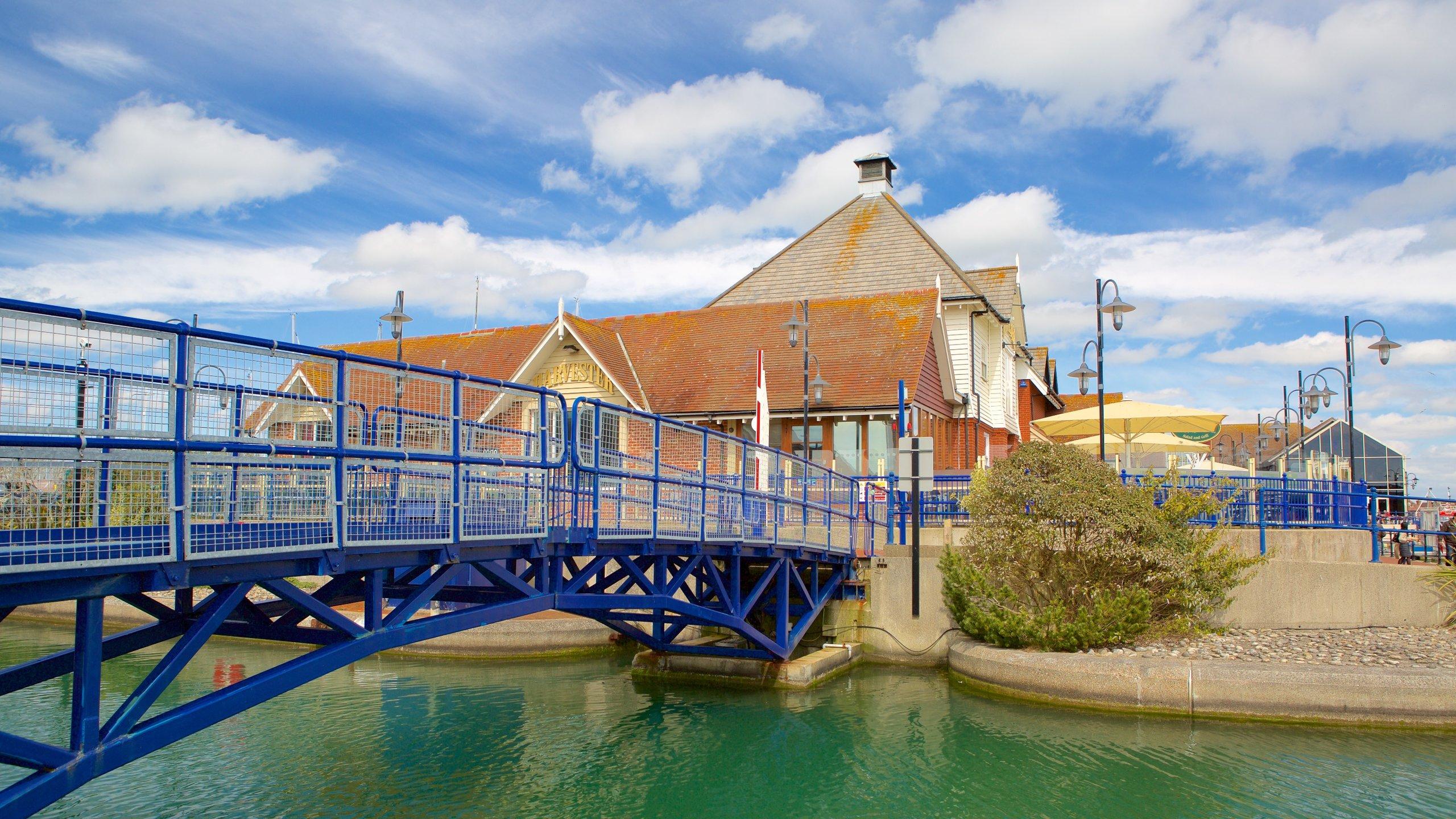 Sovereign Harbour, Eastbourne, England, United Kingdom