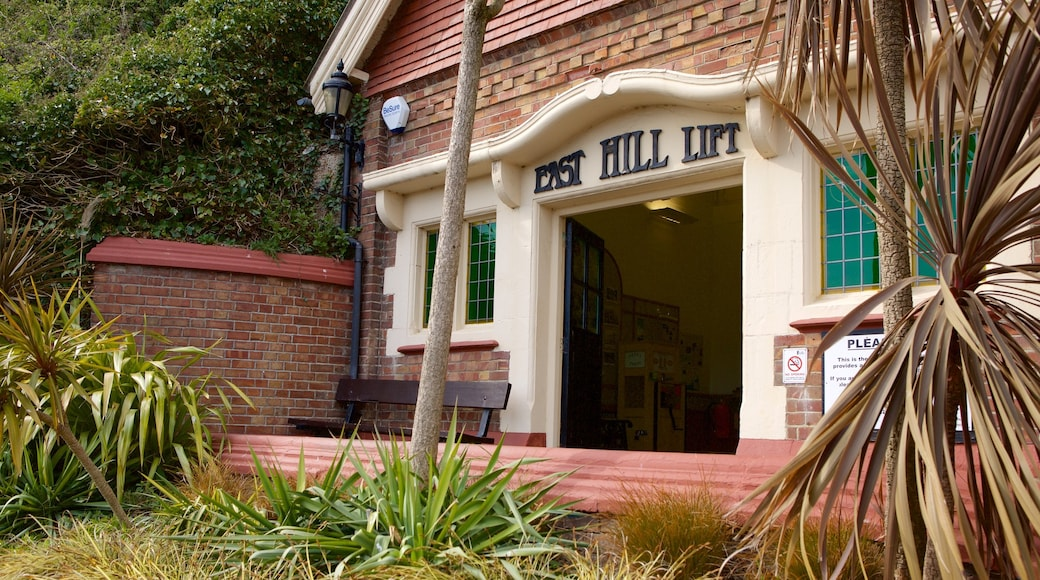 East Hill Lift