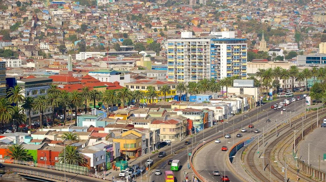 Valparaíso que inclui uma cidade