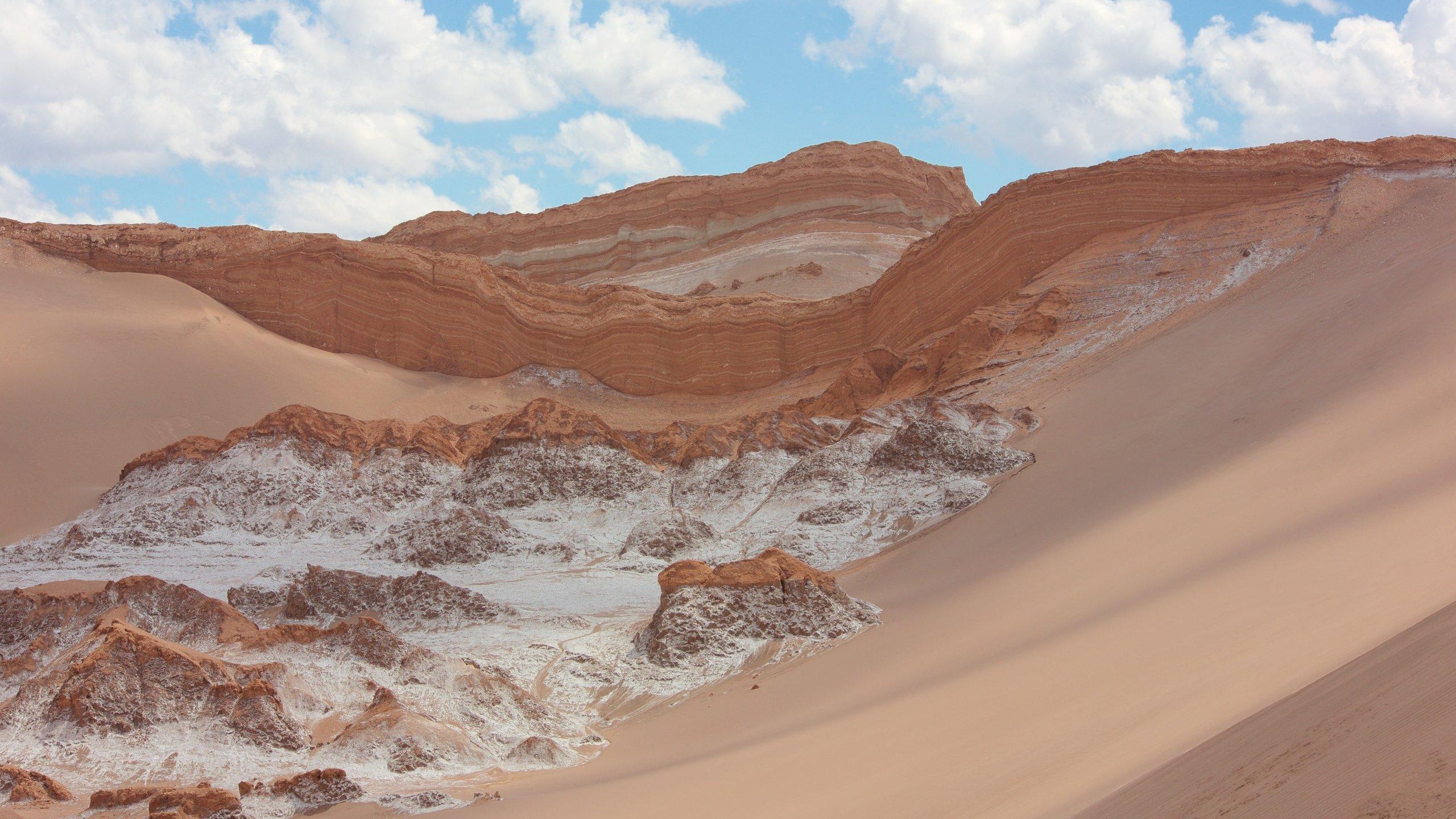 Valle de la Luna, San Pedro de Atacama, Antofagasta (regio), Chili