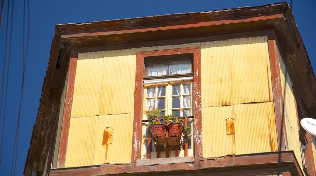 Museu a céu aberto de Valparaíso