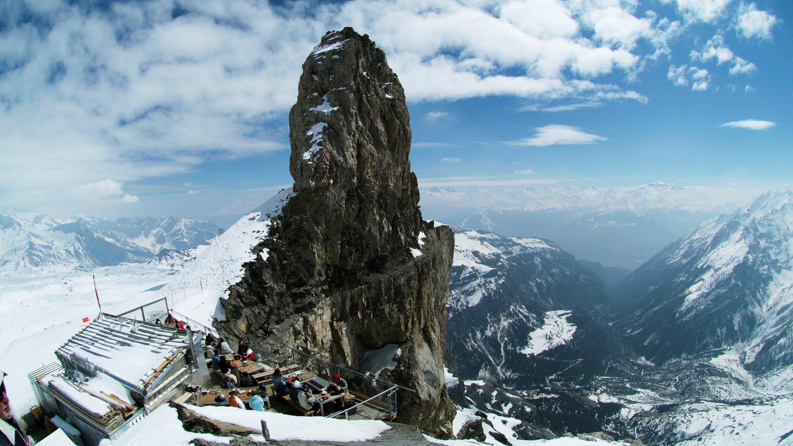 Gstaad Ski Resort, Saanen, Canton of Bern, Switzerland
