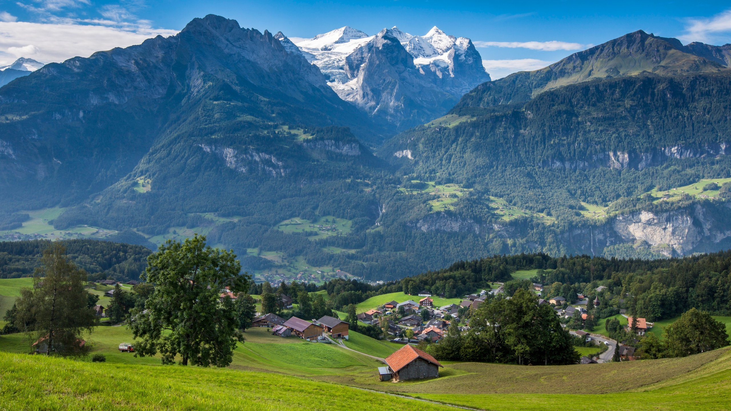 Hasliberg, Canton of Bern, Switzerland