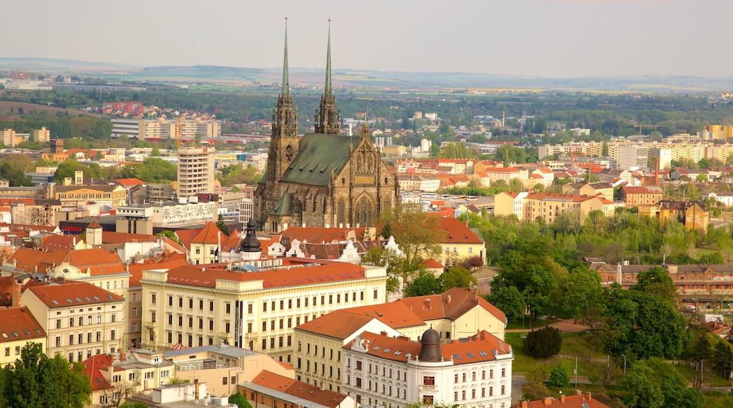 Brno which includes a city