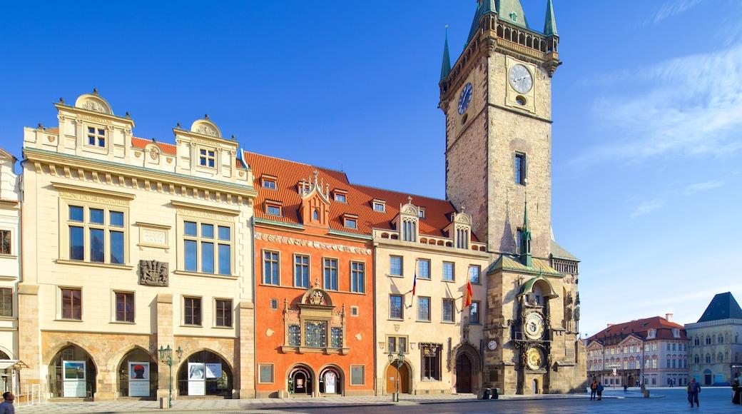 Altstädter Rathaus welches beinhaltet Stadt und Platz oder Plaza
