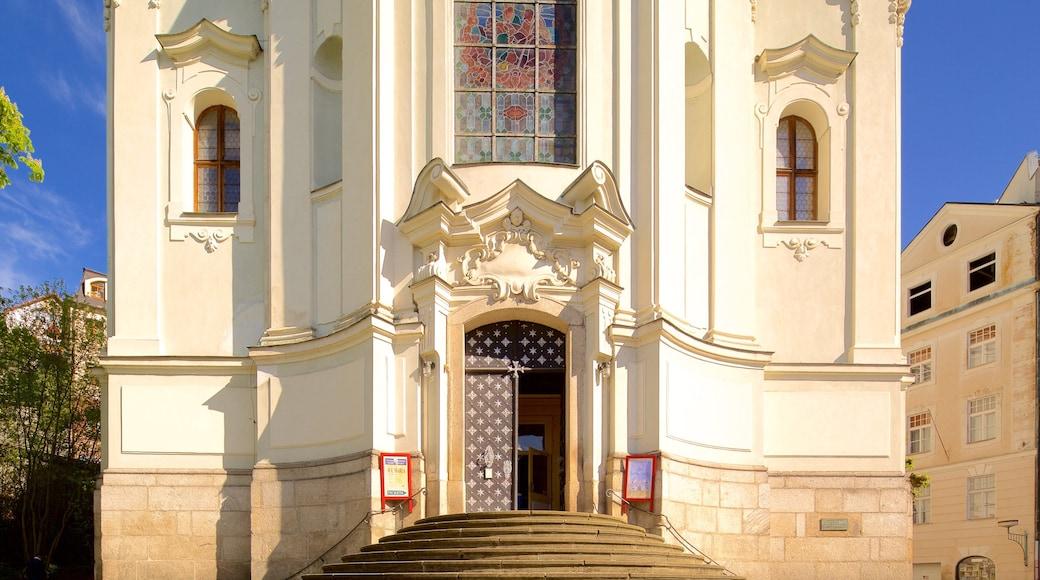 Marien-Magdalenenkirche welches beinhaltet Kirche oder Kathedrale, historische Architektur und Geschichtliches