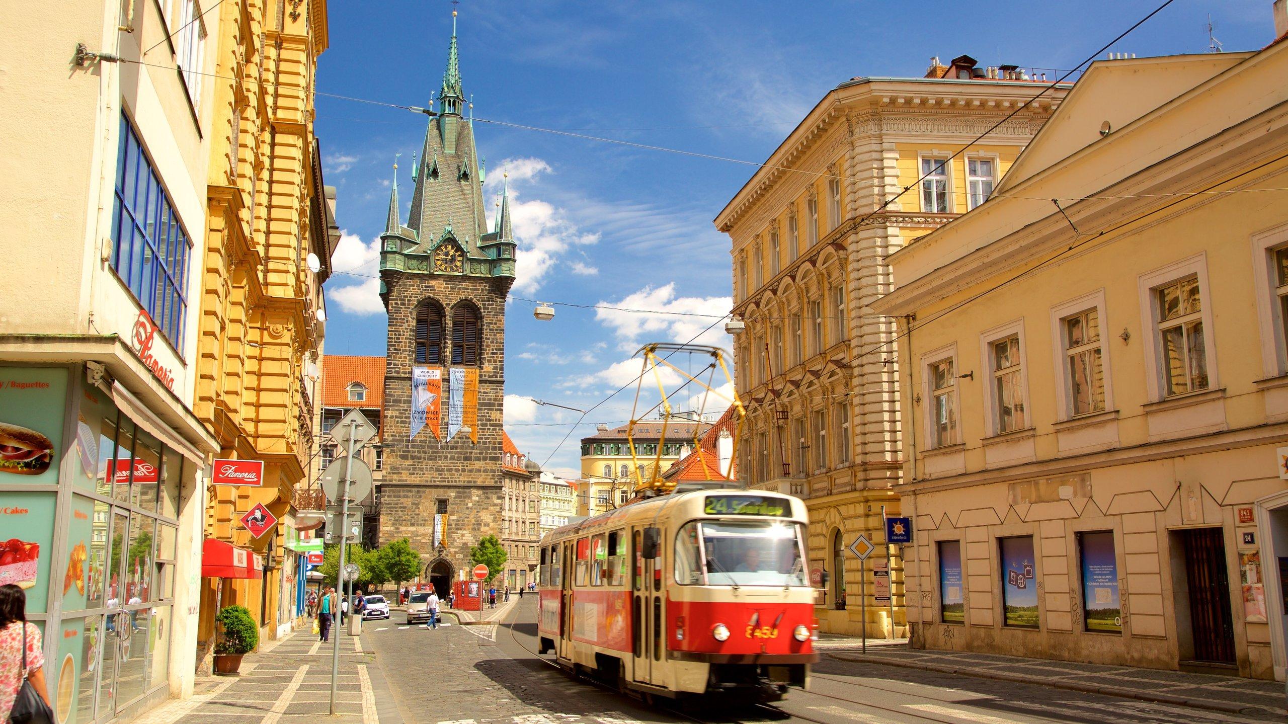 Nove Mesto, Prague, Czech Republic