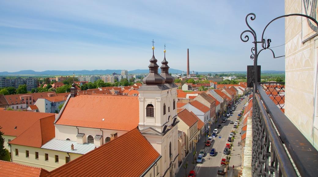 Trnava featuring a city
