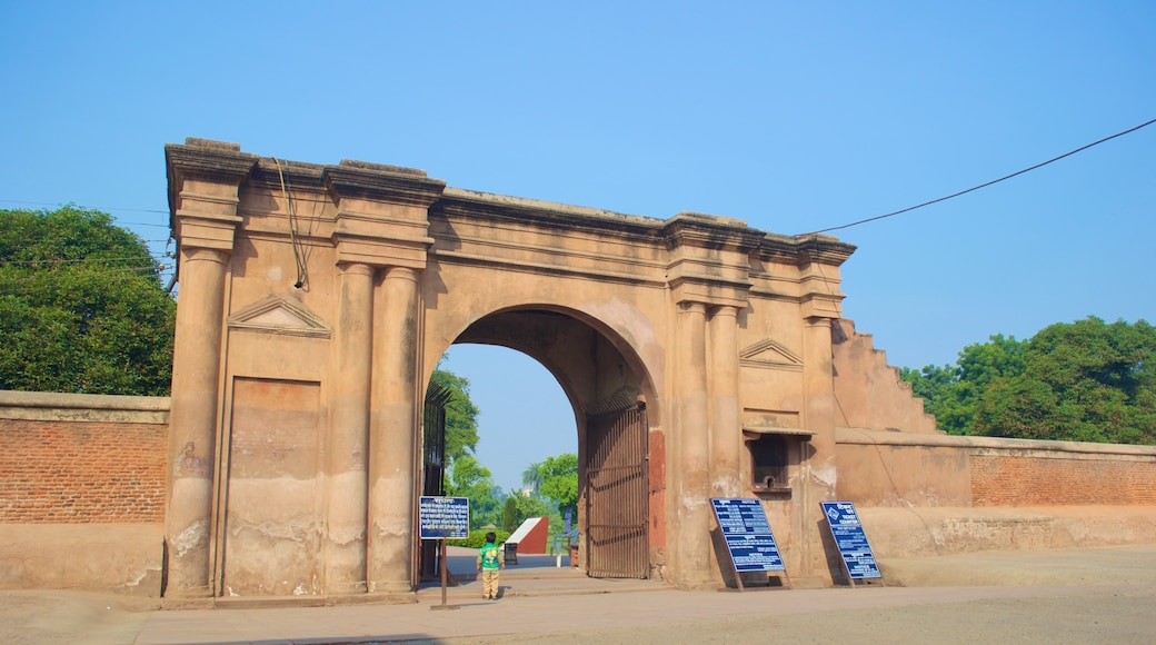Ram Bagh which includes a castle
