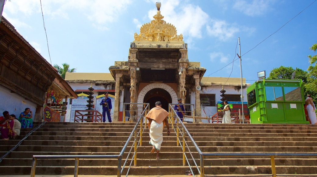 Padmanabhaswami Temple featuring a temple or place of worship